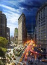 Нью-Йорк днем и ночью на одной фотографии