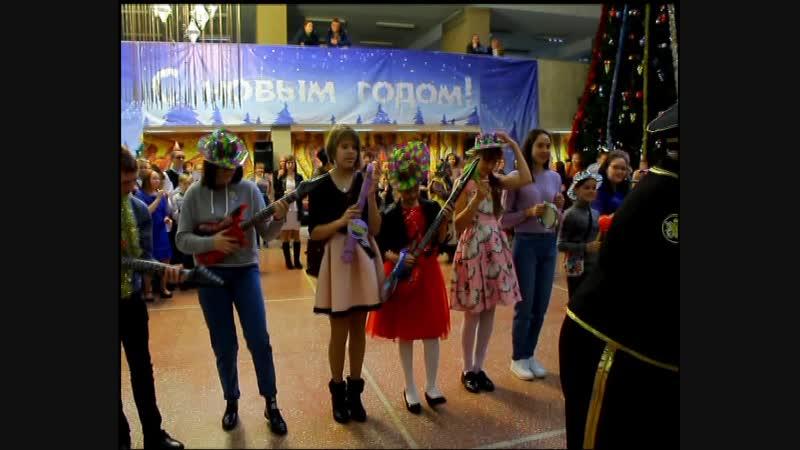 Ёлка губернатора Кировской области 05 01 2019г