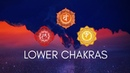 LOWER CHAKRAS HEALING MEDITATION MUSIC    Root, Sacral, Solar Plexus Chakra Healing    1 Hour