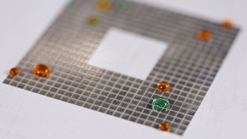 MIT develops technology to digitally program water droplets