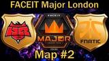 HR в шаге от ВЫЛЕТА с МАЖОРА Hellraisers vs Fnatic Map#2 de_dust2 bo3 RU FaceIT Major