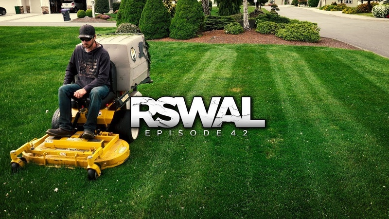 Mowing Lush Green Grass! | Walker T25i - RSWAL Ep. 42