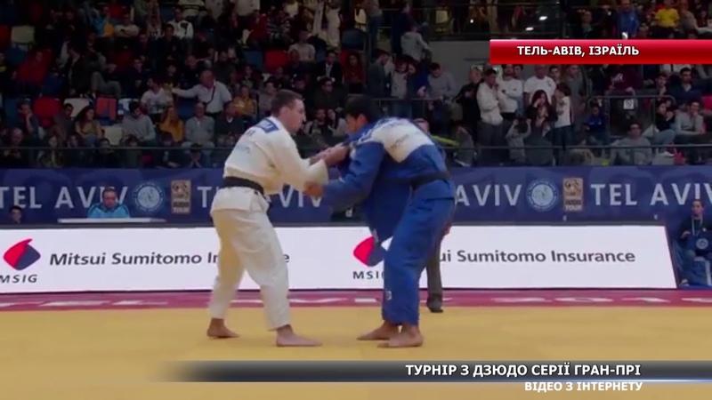 Сумчанин завоював бронзу в Ізраїлі