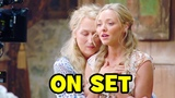 MAMMA MIA! 2 Here We Go Again Songs + BEHIND THE SCENES Bloopers &amp B-Roll