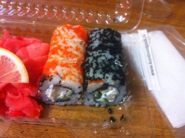 Роллы - Доставка суши на дом