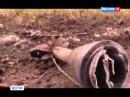 На юго-востоке Украины с неба льется фосфорный дождь