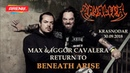 MAX IGOR CAVALERA – Return Beneath Arise. Full concert (Live in Russia, Krasnodar – 30/09/2018) HD