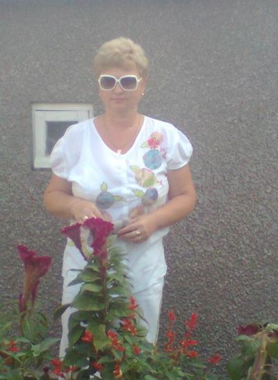 Валентина Одородько-Сивакова, 25 августа 1968, Москва, id196095657