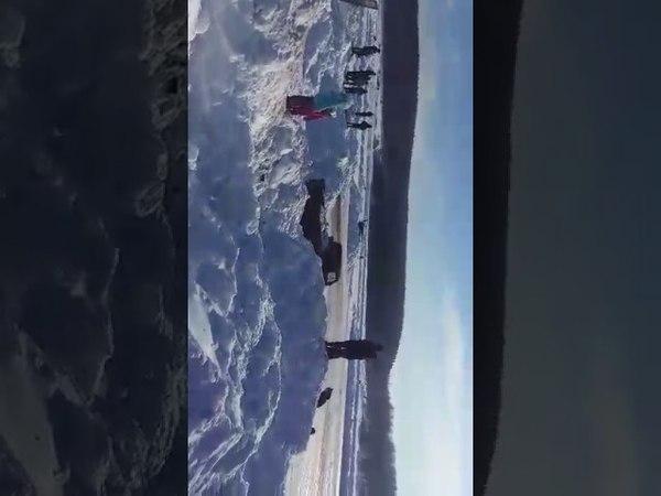 Манские гонки по озеру Шалинское 2017