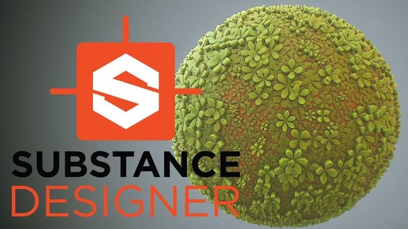 Substance Designer - Stylized Clover Material