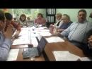 Заседание Совета депутатов Зюзино