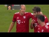 БАВАРИЯ 5-0 АЙНТРАХТ | Обзор матча на супер кубок Германии. 2018