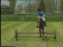 F MOYERSOEN assetto del cavaliere esercizi sugli ostacoli