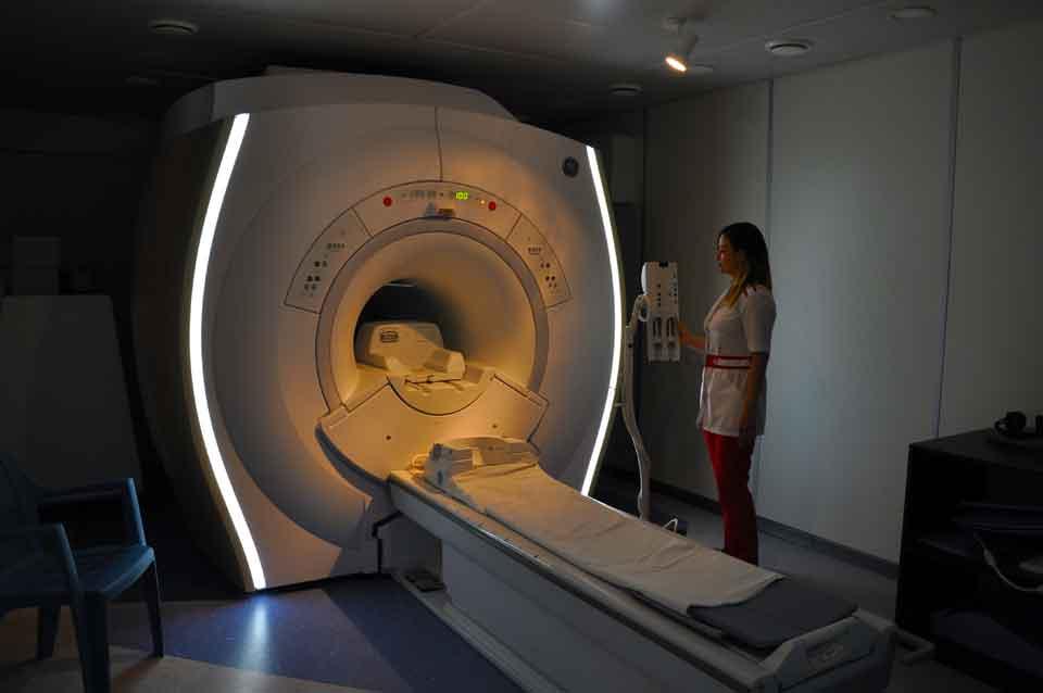 Что такое МРТ T1?