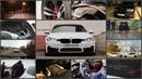 День BMW. F30 328i / X5 E53 4.6i