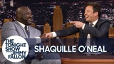 Shaquille O'Neal and Jimmy Make a Super Bowl LIII Bet