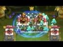 DRAW 3 3 IN 2vs2 Goblin barrels did not allow losing