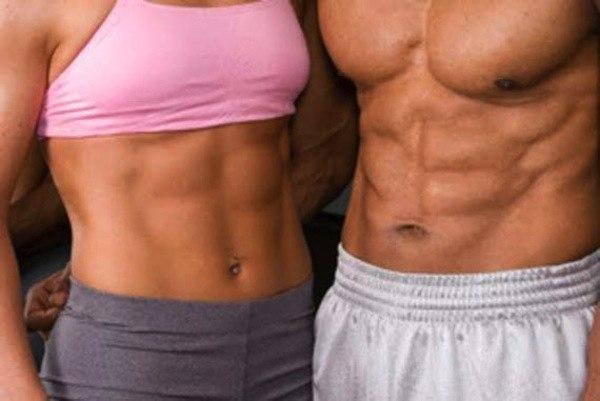 Самые эффективные упражнения для похудения ягодиц и бедер