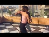 Cornel and Rithika _ Bachata Sensual _ How Long - Charlie Puth _ Dj Selphi mix f