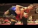 Sara Del Rey vs Daffney .2010. Female Wrestling
