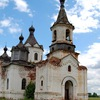 Деревни и церкви Каргополья