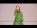 Полина Симонова - песня из мультфильма Русалочка