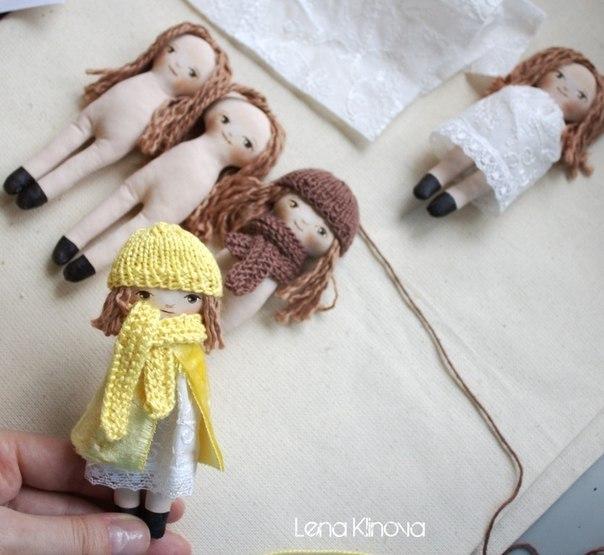 Куколка своими руками выкройка фото
