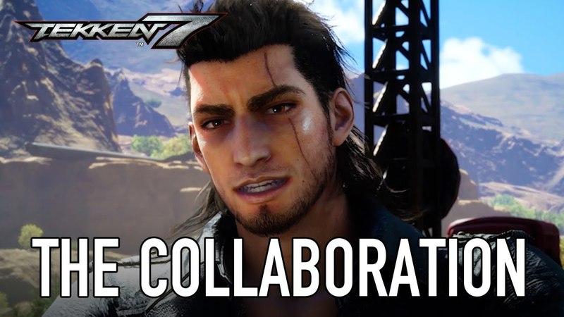 В новом видео Tekken 7 рассказали, как Ноктис из Final Fantasy XV оказался в файтинге