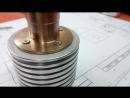 Двигатель Стирлинга Вичугский многопрофильный колледж CNC Masters 2018
