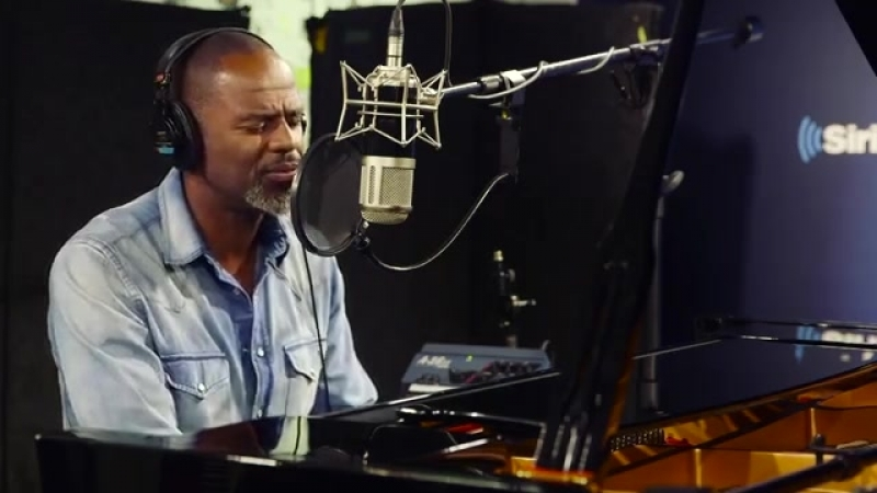 Brian McKnight Back at One Live @ SiriusXM __ The Blend