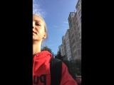Ксюша Базыкина Live