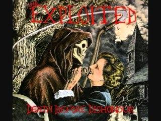 The Exploited - Death Before Dishonour FULL ALBUM 1987 (2001 reissue)
