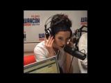 Соня Егорова на радио в Казани