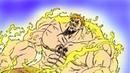 Мелиодас против Эсканора Гордыня против Гнева (Полностью цветная) part 2