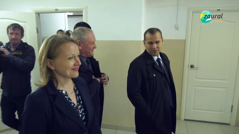 На Варгашинском заводе противопожарного и специального оборудования ожидаются переговоры с крупными