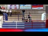 Первенство ВС РФ по боксу среди юношей 2002-2003 г.р. День 2. Дневная программа.