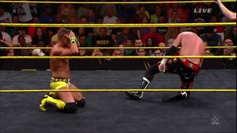 NXT TakeOver - Fatal 4-Way (2014) - Adrian Neville vs Tyson Kidd vs Sami Zayn vs Tyler Breeze - Fatal 4-Way - NXT Championship
