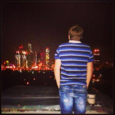 Дмитрий Бобров, 25 августа , Москва, id34219798