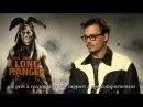 Johnny Depp : Derrière toute cette folie, il y a une certaine gravité au niveau de l'histoire