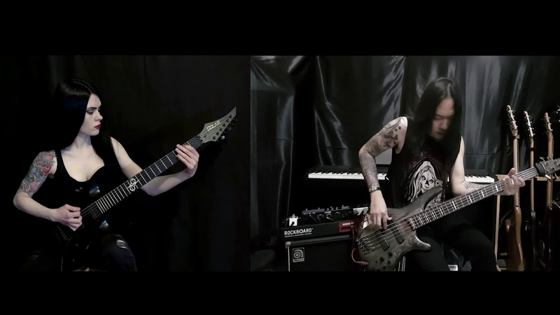 DYING FETUS - Wrong One To **** With (guitar bass cover)