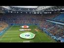 Бразилия - Коста-Рика. Гимн Бразилии