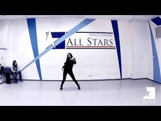 Kari Kimmel -- Black . Алина Кучеренко-2 место. Choreo Debut 8