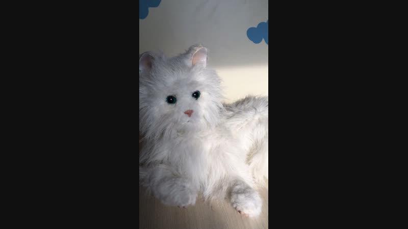 Кошка интерактивная FurReal