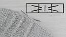 СКРЕЩИВАНИЕ ТРЕХ ПЕТЕЛЬ ЗА РАБОТОЙ ► Вязание спицами ► Разбор схем