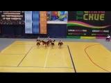 Анапа 28.04.2018 Всероссийские соревнования. 4 место