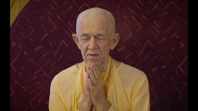 Е.С.Нарасимха Махарадж лекция БГ 3.38