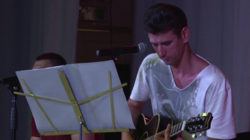 Концерт памяти Виктора Цоя.Легенда 55.в Серпухове 2017г.Звезда по имени солнце