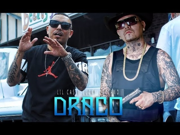 Lil Cas - Draco (Feat. Lucky Luciano) (Official Music Video)