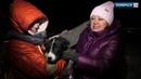 Спасённому на промзоне щенку нужен хозяин