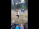 Конкурс танцев. Русский перепляс